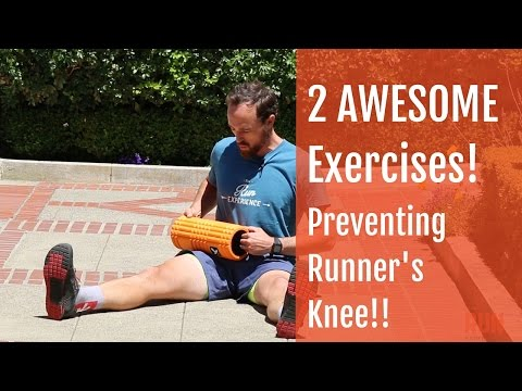 Preventing Running Injuries | 2 AWESOME Runner's Knee Exercises