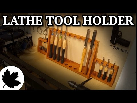 Custom Lathe Tool Holder