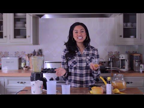 Little Recipe of Mine: Mango Lemonade