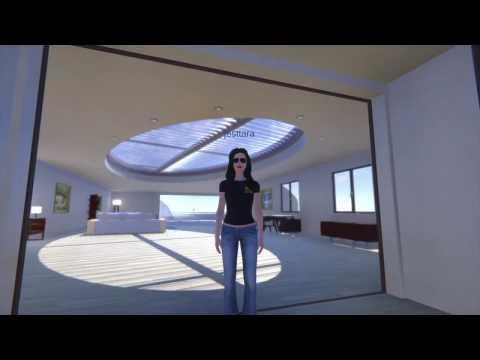 Revisit PlayStation Home Apt on Nebula Realms