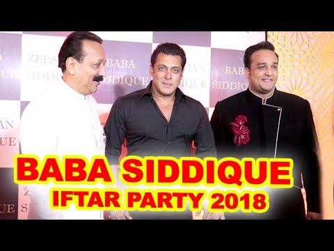 INSIDE Video : Baba Siddique IFTAR Party 2018   Salman Khan, Jacqueline Fernandez, katrina kaif