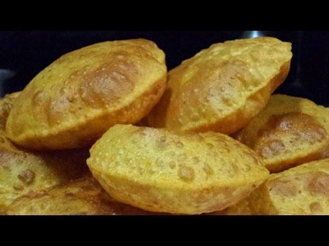 Masala Puri Recipe / Spicy Indian Fried Bread