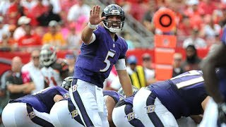Joe Flacco Throws 5 Touchdowns in 16 Minutes! | NFL Flashback Highlights