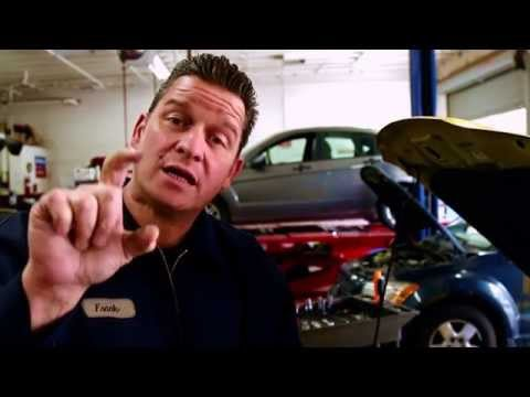 Engine Coolant System Rust
