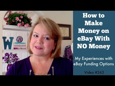 How to Make Money on eBay With No Money