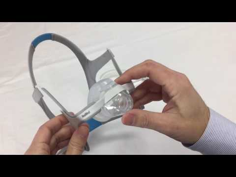 ResMed AirFit N20 Nasal CPAP mask review