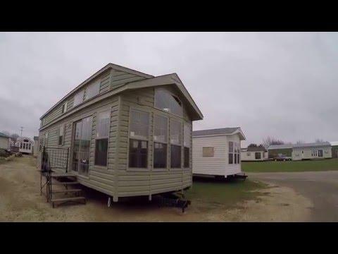 2016 QUAILRIDGE 40MLFD-3T PARK MODEL RV