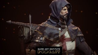 Live With Frédéric Arsenault (character Artist, Ea Vancouver)