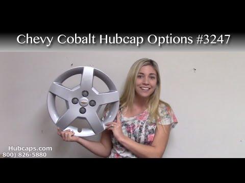 Chevrolet Cobalt Hubcap Options Hollander #3247 - Hubcaps.com