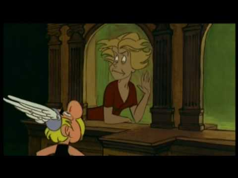 The 12 Tasks of Asterix: The Place That Sends You Mad (widescreen)