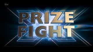 The X Factor UK 2017 Prize Fight Kevin Davy White vs Lloyd Macey Live Shows Full Clip S14E22