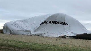 HAV Airlander 10 crash, 18 November 2017
