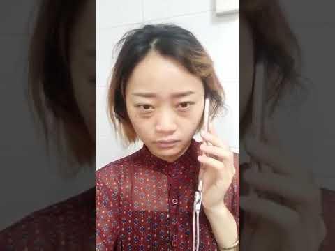 (Tailisha) Nicebelle DDK mascara, ex-boyfriend's wedding, even cry, no dirty makeup
