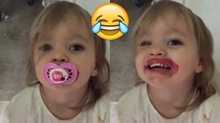 Try Not to Laugh Challenge | Funny Kids Fails Compilation - Best Kid Fail Vines 2017 #4