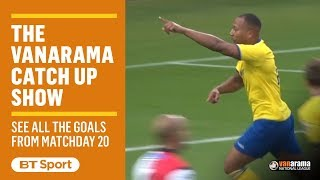 Vanarama National League Highlights Show   Matchday 20