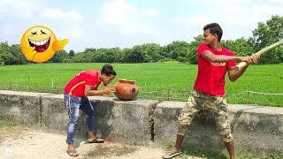 Must watch Top Funny Video 2020 Nonstop part- 4/by Bindass Club