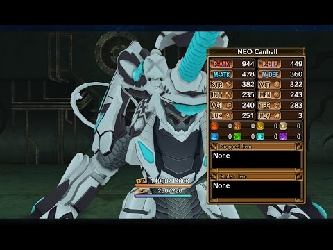 Fairy Fencer F - Look For Lola - 10 - Neo Canhell - Solaru Village Revisited
