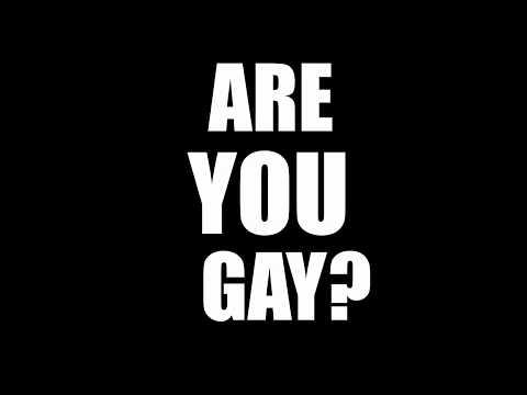 TEST 2 TELL IF U R GAY