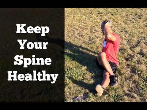 Spinal Decompression Exercises to Avoid Spinal Degeneration