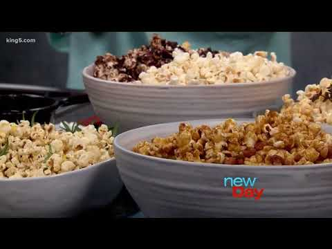 Spice up your homemade popcorn