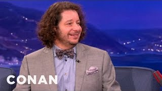Jeff Ross Interview Pt. 1  02/06/13 - CONAN on TBS