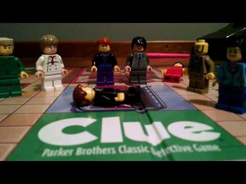 Clue: The Classic Lego Mystery 🔍 Episode 1