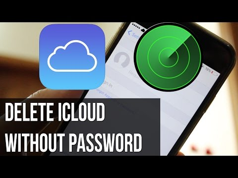 Delete iCloud Account without password & Turn OFF Find my iPhone