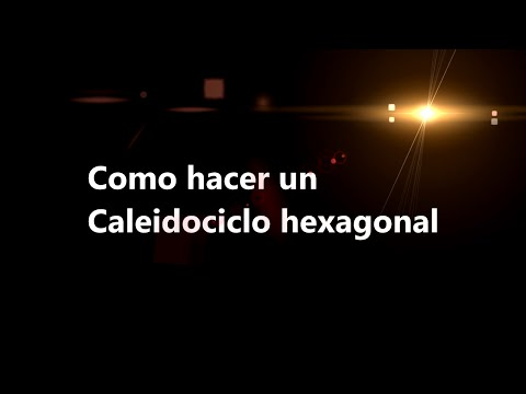 Caleidociclo hexagonal