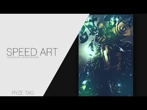 Speed Art #7 - Ryze
