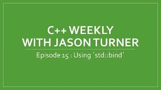 Learn Advanced C++ Programming bind - PakVim net HD Vdieos