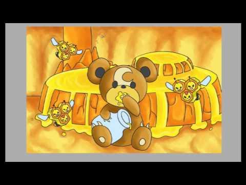 Honey Hive (Teddiursa and Combee)
