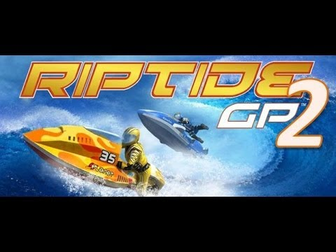 Riptide GP 2 iOS & Android - iPad Mini Gameplay