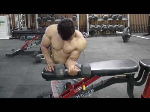 How to do Wrist Curl – Dumbbell exactly