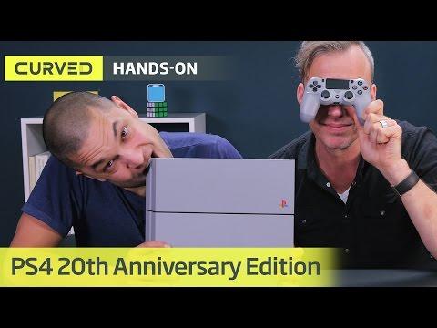 Unboxing der Playstation 4