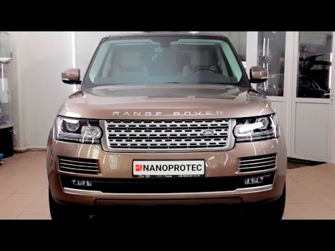 Nanoprotec Detailing Center | Range Rover Vogue