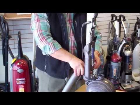How to Replace Dyson DC40 Vacuum Hose - Denver, Colorado