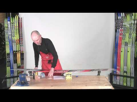 Saul's Simple Waxing System for Classic Cross Country Skis -part 4 of 4