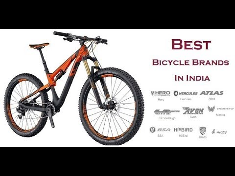 Top 10  - Best Bicycle Brands in India 2018
