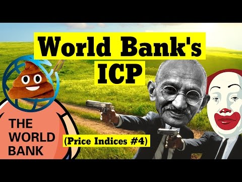 The World Bank's International Comparison Program (Price Indices #4)