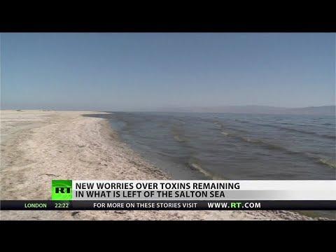 Salton Sea could impact southern California