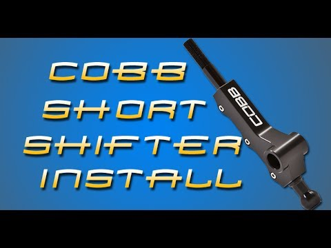 How To Cars: Short Shifter Install