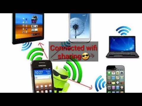 How to share Wifi internet with Wifi DIRECT On aNdriod Without ROOT