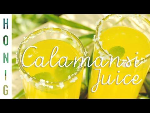 How to Make Calamansi Juice