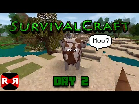 It's Hunting Time: Survivalcraft - Day 2 Walkthrough