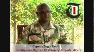 New Video: Army Captain who leaked Ekiti vote - rigging tape speaks about his ordeal