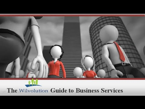 Business Services Tutorial