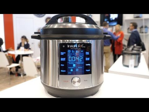 First Look: Instant Pot Max