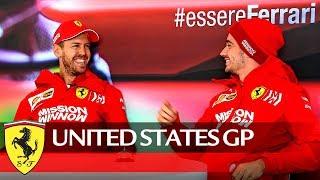 US GP - Bell challenge: round 3
