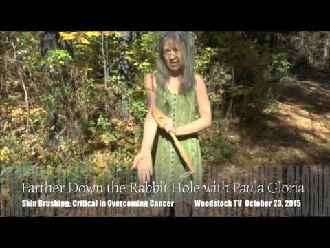 Skin Brushing on Woodstock TV to Overcome Cancer Oct 23, 2015