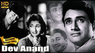 Best Of Dev Anand Superihit Songs - Top 10 Evergreen Dev Anand Hits {HD} - Old Is Gold